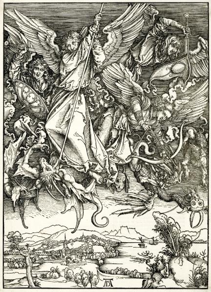 Dürer_Apocalypse_12