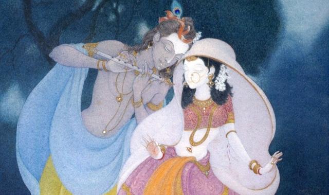 Krishna Radha small